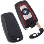 Красный ключ зажигания для БМВ