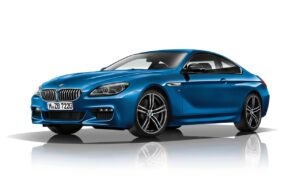Чип тюнинг BMW 6er