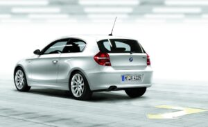 Удаление сажевого фильтра BMW E81