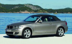 Удаление сажевого фильтра BMW E88