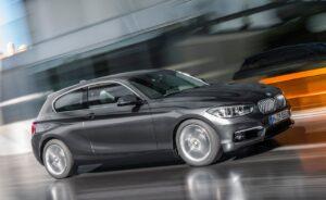 Удаление сажевого фильтра BMW F21