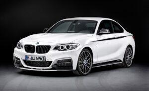 Евро 2 BMW F22
