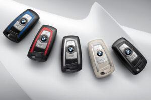 Сделать ключ BMW F23