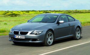 Изготовить ключ BMW E63