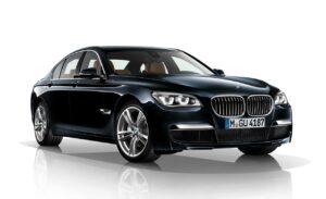 Изготовление автомобильных ключей BMW F01/F02