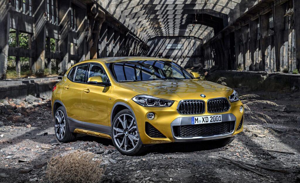 Изготовление ключей BMW X2 F39