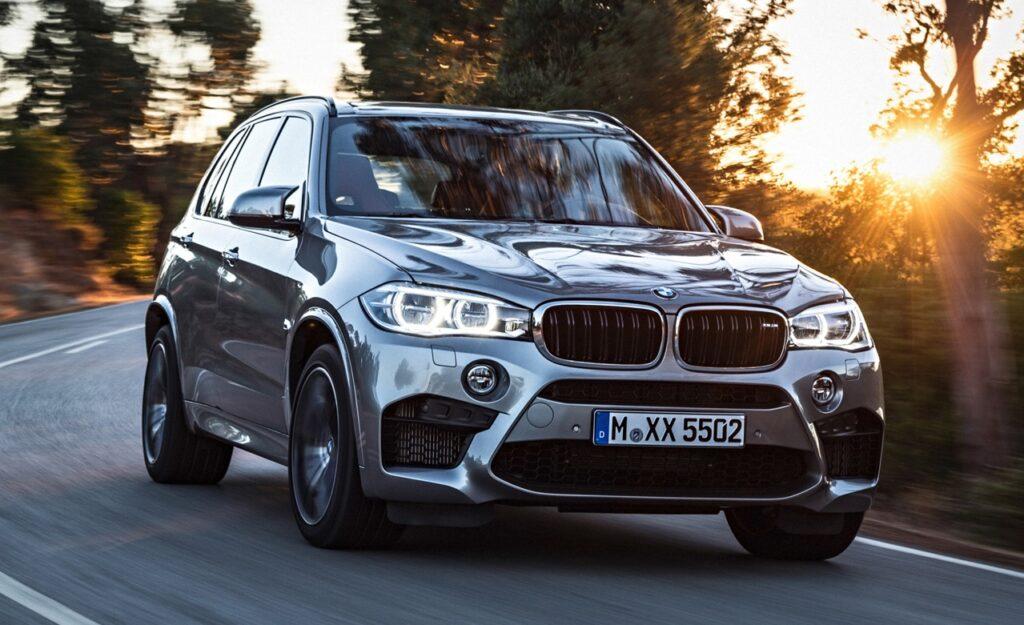Изготовление ключей BMW X5 F15