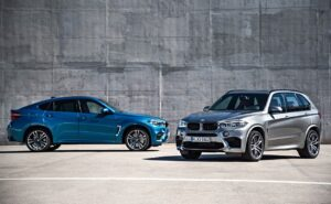 Сделать ключ BMW Х серии