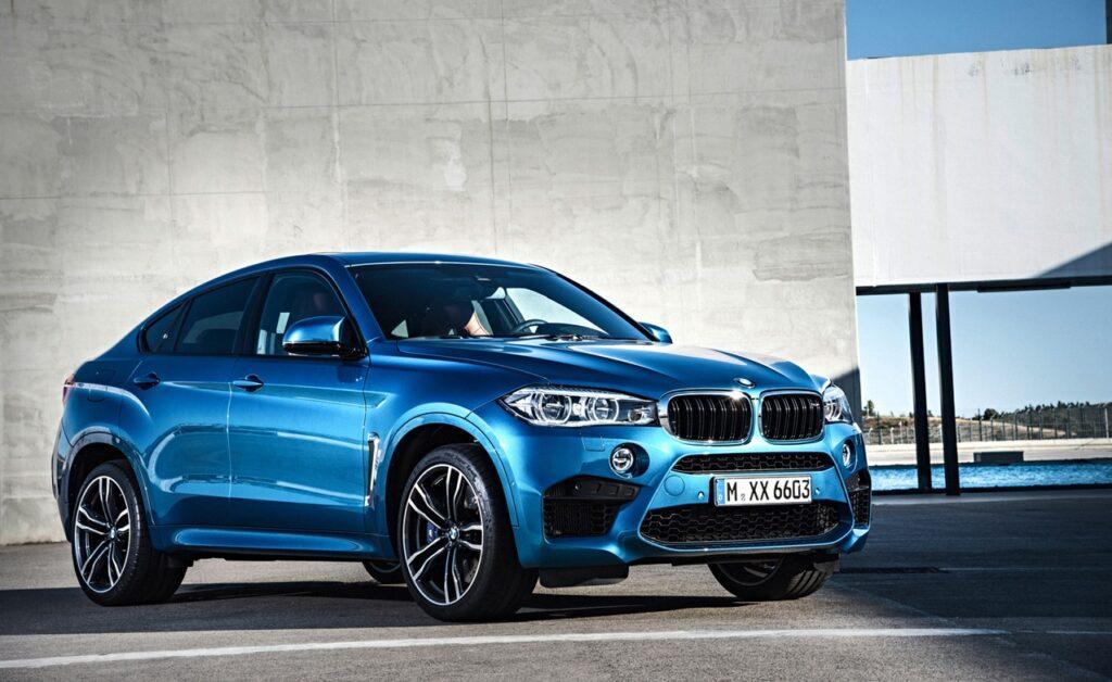Изготовление ключей BMW X6 F16