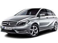 Изготовление ключей Mercedes-Benz W246