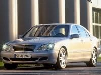 Изготовление ключей Mercedes-Benz W220