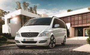 Изготовление ключей Mercedes-Benz Viano