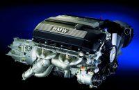 Удалить нейтрализатор BMW М54