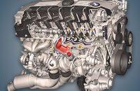 Удалить нейтрализатор BMW N54