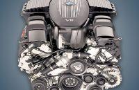 Удалить нейтрализатор BMW N62